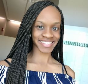 Project Inspire Scholarship Recipient Spotlight Ashley Morissette – First-Year Student at Miami DadeCollege