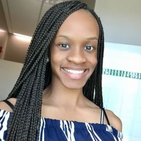 Project Inspire Scholarship Recipient Spotlight Ashley Morissette – First-Year Student at Miami Dade College