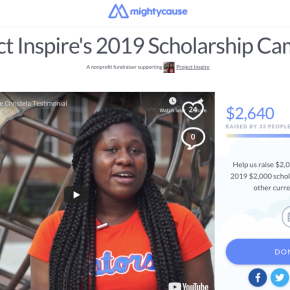 We surpassed our 2019 campaign goal!